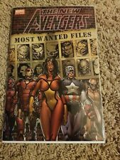 THE NEW AVENGERS: MOST WANTED FILES #1, MARVEL COMICS 2006
