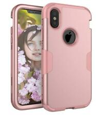 Three Layer Full Body Heavy Duty Case For iPhone X Samsung Galaxy S8/S9/Note 8