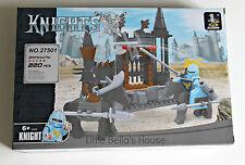 Ausini Castle Set #27501 Building Block Toy 220pcs Knight Dragon