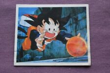 VIGNETTE STICKERS PANINI  DRAGONBALL Z TOEI ANIMATION N°10