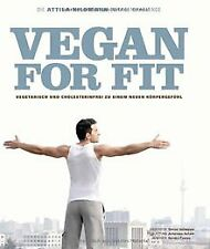 Vegan for Fit. Die Attila Hildmann 30-Tage-Challenge (Di...   Buch   Zustand gut