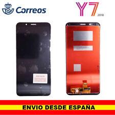 Huawei Y7 2018 Pantalla Completa Negro Negra Tactil+Lcd sin marco ENVIO 24H/48H