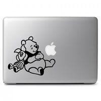 Cute Winnie The Pooh Piglet for Macbook Air/Pro Laptop Car Vinyl Decal Sticker