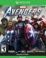 MARVEL AVENGERS Xbox One [Digital Download] Multilanguage