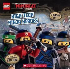 The LEGO Ninjago Movie: High-Tech Ninja Heroes / Lord Garmadon, Evil Dad-F061