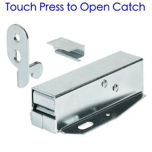 Loft Touch Catch Latch Cupboard Door Hatch Attic Push to Open AutoLatch