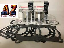 Banshee 64mm Stock Standard Bore Wiseco Pro Lite Pistons Piston Set Gaskets Kit