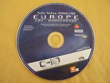 KIA Sorento Europa Tele Atlas CD2 (2003-2006)