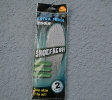 SHOEFRESH EXTRA FRESH INSOLE COMFORT FOR YOUR SOLE ( 2 PAIRS IN 1 PACK )