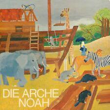 DAVID EGLI – DIE ARCHE NOAH. (CHILDREN'S SPOKEN WORD VINYL EP 7')
