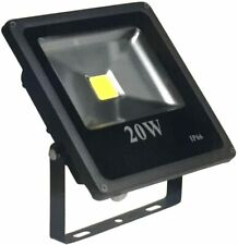 20W High Power LED Floodlight - House and Garden Security Flood Light - FREEPOST