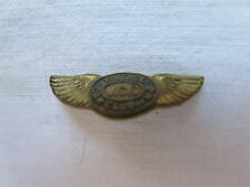 BADGE for VINTAGE CAR CLUB of NEW ZEALAND c1950s