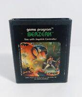 Berzerk Atari 2600 Video Game Program Cartridge CX2650 1982 Stern Electronics