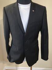 3e5ce875da93 Ted Baker London  Lovely Whistle  Men s Black Suit Jacket Blazer 38R