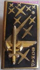 IN7661 - INSIGNE Base Opérationnelle Mobile Aéroportée, relief