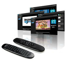 2.4G Wireless Remote Control Keyboard Air Mouse+Launcher For XBMC Android TV Box