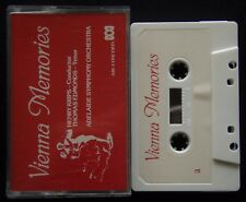 Vienna Memories - Adelaide Symphony Orchestra Tape Cassette (C23)
