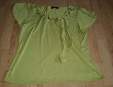 Gorgous green GEORGE short sleeve top size 18
