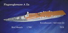 Flugzeugkreuzer A IIa + Fa 223 Drache     1/700 Bird ModelsBausatz / resin kit