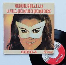 "Vinyle 45T Sheila  ""Arlequin"""