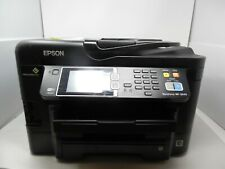 Epson WorkForce WF-3640 All-in-One Printer Multifunction Color Wireless wth box