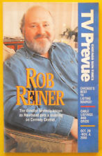 COMEDY CENTRAL ROAST OF ROB REINER Chicago Sun-Times TV guide Oct 29 2000