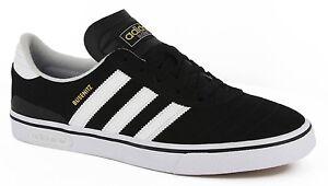 Adidas BUSENITZ VULC Black White Black Casual Skate G65824 (122) Men's Shoes