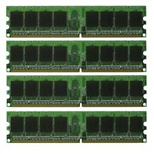 4GB (4x1GB) Desktop Memory PC2-5300 DDR2-667 for Dell Dimension C521