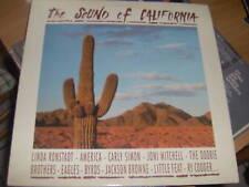 LP THE SOUND OF CALIFORNIA EAGLES BYRDS BUFFALO SPRINGFIELD JONI MITCHELL N/MINT