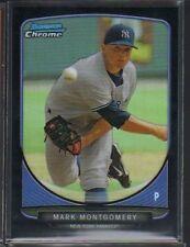 2013 Bowman Mark Montgomery 99 Baseball Card