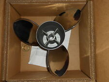 Mercury Mirage Style High Speed Stainless Steel Propeller Solid Hub 033053 (#266