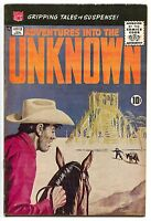 Adventures Into The Unknown 113 ACG 1960 VG