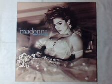 MADONNA Like a virgin lp ITALY CHIC
