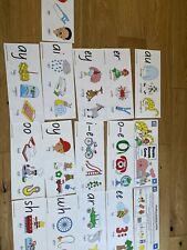 Phonics Flash Cards Stage 3