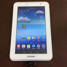 "Samsung Galaxy Tab 2 7"" Screen WiFi 8gb tablet+2gb Memory Card+USB Cable Bundle"
