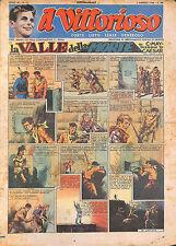 [057] IL VITTORIOSO ed. A.V.E. 1948 n.  18 stato Buono