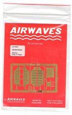 Airwaves Accessories 1:72 Hunter FGA.9 Flaps Photoetch Detail AW2087MMD AC7287