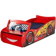 Disney Cars Lightning McQueen BAMBIN de fonctionnalité stockage lit allumer
