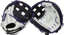 """New listing Rawlings Liberty Advanced 33"""" Color Series Fastpitch Catcher Mitt RLACM33FPPU"""
