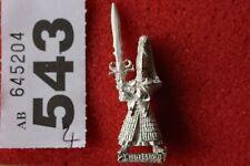 Juegos taller Warhammer Fantasy elfos alto swordmasters de Hoeth Nuevo Metal A1