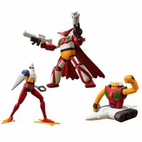 Super Mini-Pla - Getter Robo Armageddon Vol.1 3Pack Box (Candy Toy)