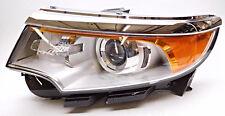 OEM Ford Edge Left Driver Complete Xenon Headlight Head Lamp BT4Z-13008-D