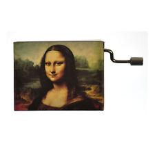 "Art Music Box - Leonardo Da Vinci ""Mona Lisa"" & Beethoven ""Für Elise"" / ""For Eli"