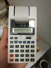 CASIO HR 1 calculatrice portable imprimante anni '80