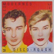 Pierre et Gilles Maxi 45 tours Mathématiques Modernes 1980