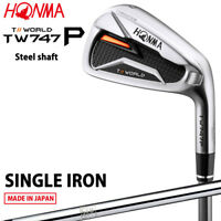 2019 HONMA GOLF JPN TOUR WORLD TW747 P IRON #4.11 or S(Single) NSPRO950GH 071811