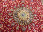 10'x13' Authentic Antique Handmade wool floral Traditional Oriental area rug