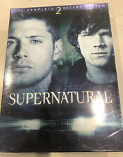Dvd Supernatural Season Two Brand New In Plastic