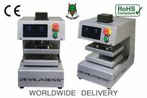 ROSIN PRESS DP250S / 10 TON 15 CM X 20 CM  AUTOMATIC ROSIN PRESS MACHINE
