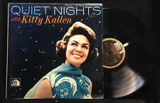 Kitty Kallen-Quiet Nights-20th Century Fox 3151-MONO